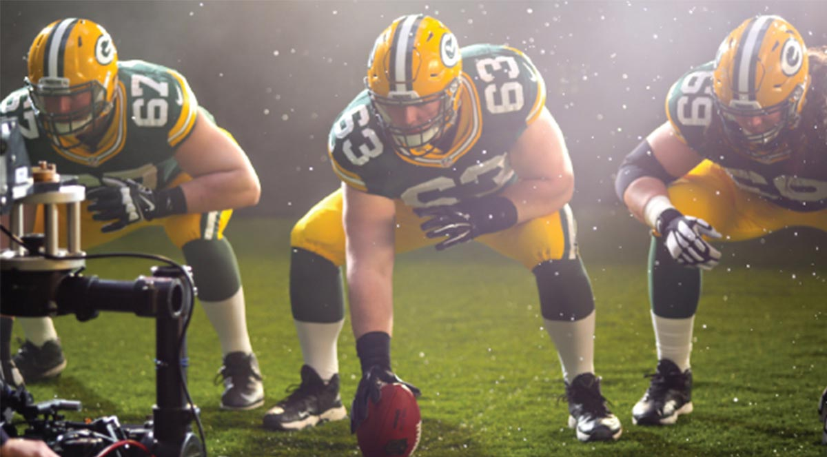 Green Bay Packers linemen