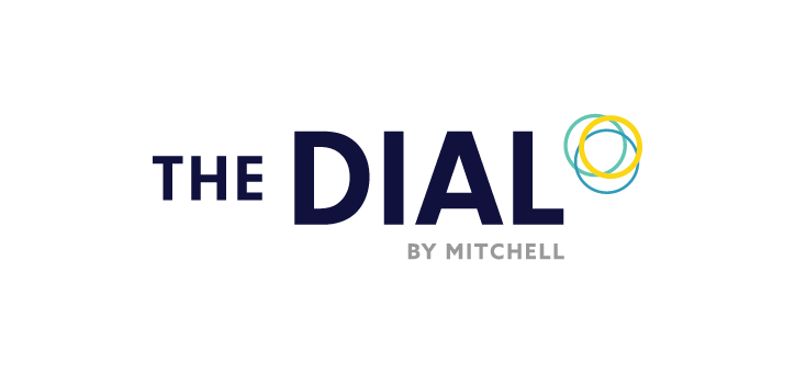 The Dial transparent logo