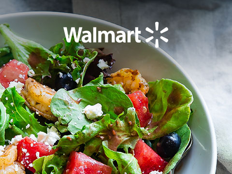 WMT FHSC case study cover photo, with healthy salad